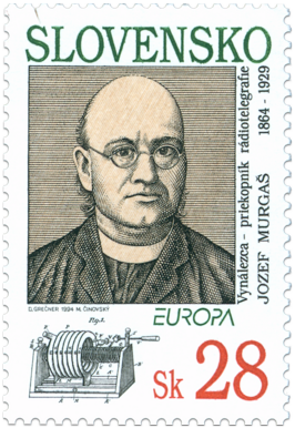 EUROPA: Jozef Murgaš