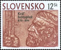 Kráľ Svätopluk - 1100. výročie úmrtia
