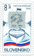 120th Anniversary of the Universal Postal Union