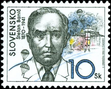 Osobnosti II - Štefan Banič