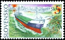 Ships - Cargo vessel EMS
