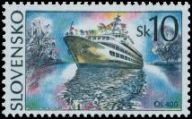 Lode - Osobná loď 400