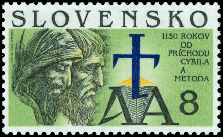 1130 rokov od príchodu Cyrila a Metoda