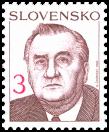 Prezident Slovenskej republiky   (výplatná)