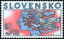 Nežná revolúcia 1989