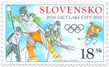 Zimné olympijské hry Salt Lake City 2002