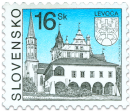 Levoča   (výplatná)