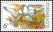 Pozdravné blahoželanie - personalizovaná známka