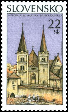 Kostol sv. Martina, Spišská Kapitula