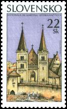 St. Martin Cathedral, Spišská Kapitula