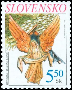 Vianoce 2002 - Slovenský Betlehem z Rajeckej Lesnej