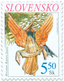Christmas 2002 - Slovak Nativity Scene from Rajecká Lesná