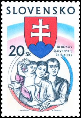 10 th Anniversary of Slovak Republic