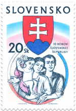 10 th Anniversary of Slovak Republic