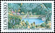 Banskoštiavnické tajchy - Klinger