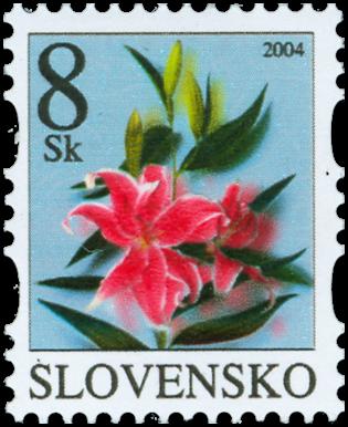 Kvet   (výplatná)