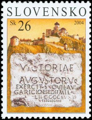 Rímske légie v Trenčíne