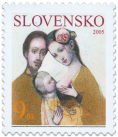 Family   (Definitive stamp)