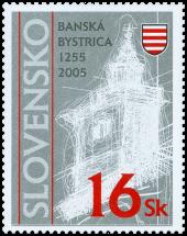 Banská Bystrica - 750. výročie