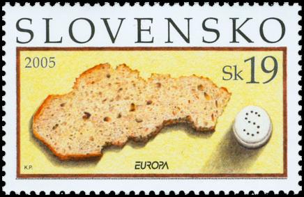 EUROPA 2005- Gastronómia