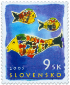 Children´s Stamp 2005