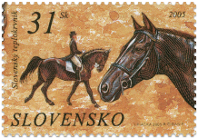 Nature Conservation - Horses - Slovak Warm-blood