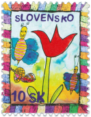 Children´s Stamp