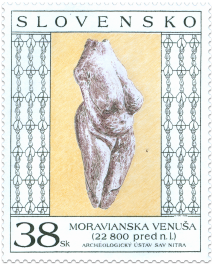 Art - Venus of Moravany