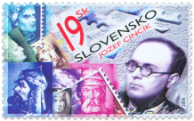 Day of the Postage Stamp - Jozef Cincík