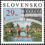 Technické pamiatky - Most Kráľová pri Senci