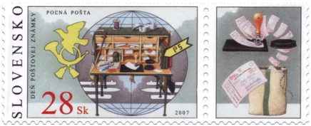 Postage Stamp day - Field Post