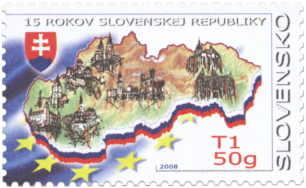 15th Anniversary of the Slovak Republic