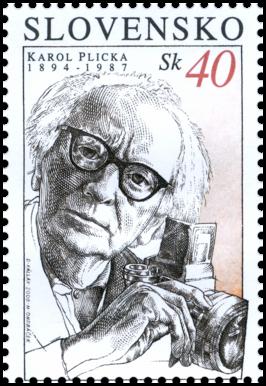 Spoločné vydanie s Českou republikou – Karol Plicka