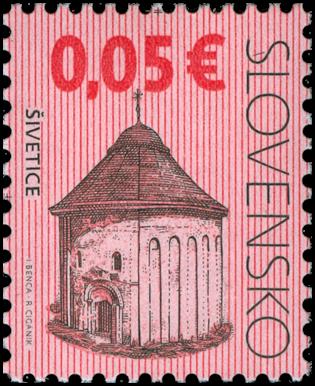 Rotunda sv. Margity v Šiveticiach