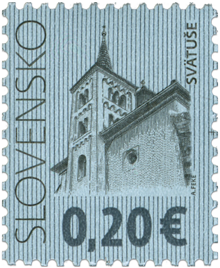 Kostol vo Svätušiach