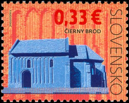 Kostol v Čiernom Brode