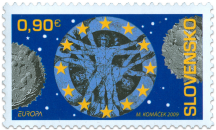EUROPA 2009: Astronómia