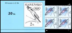 XVII. zimné olympijské hry Lillehammer `94
