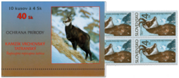 Nature Conservations - the Tatra chamois (Rupicapra rupicapra tatrica)
