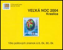 Veľká noc 2004 - Kraslica