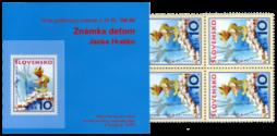 Stamp for children - Janko Hraško