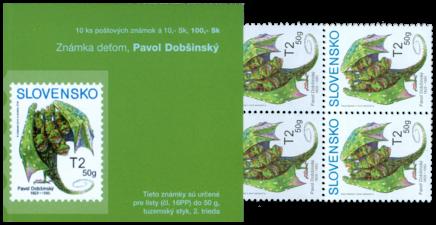 Známka deťom - Pavol Dobšinský