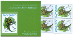 Stamps for Children – Pavol Dobšinský