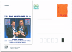 Slovenskí medailisti ZOH Vancouver 2010