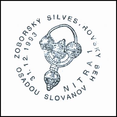 """""""Zoborský silvestrovský beh osadou Slovanov"""""""