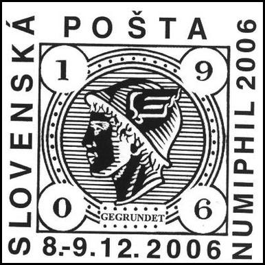 NUMIPHIL 2006 (kašet)
