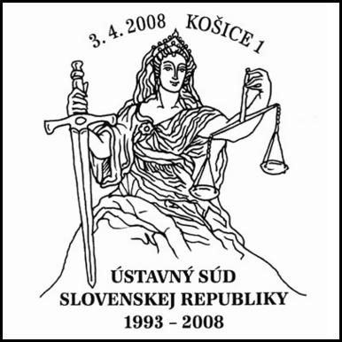 Ústavný súd SR 1993 - 2008