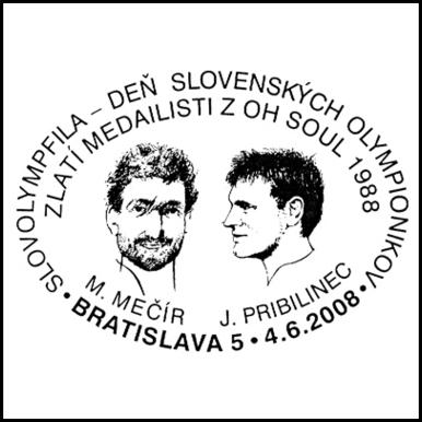 Slovolympfila - Deň slovenských olympionikov