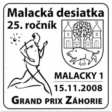 Malacká desiatka 25. ročník Grand Prix Záhorie