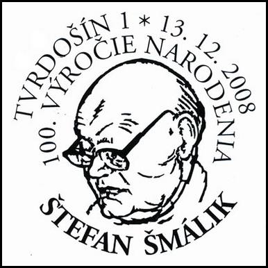 100. výročie narodenia - Štefan Šmálik